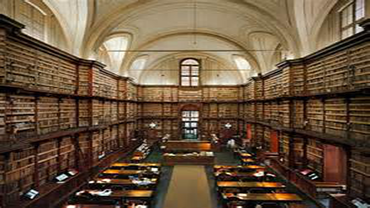 A place to make you fall in love with the book - the Spanish National Library