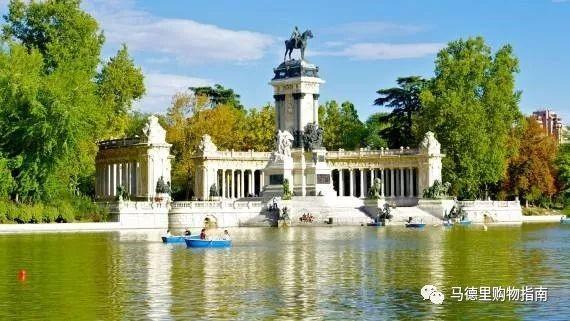 马德里市民公园——丽池公园