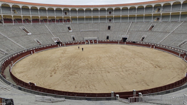 The city of Bullfighting——Madrid
