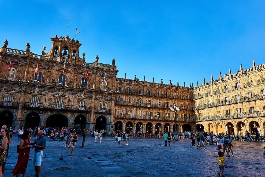 マドリードでの買い物と歴史