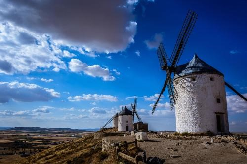 Surrounds of Madrid——Consuegra