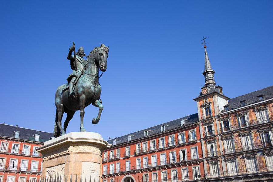 典型的西班牙工艺