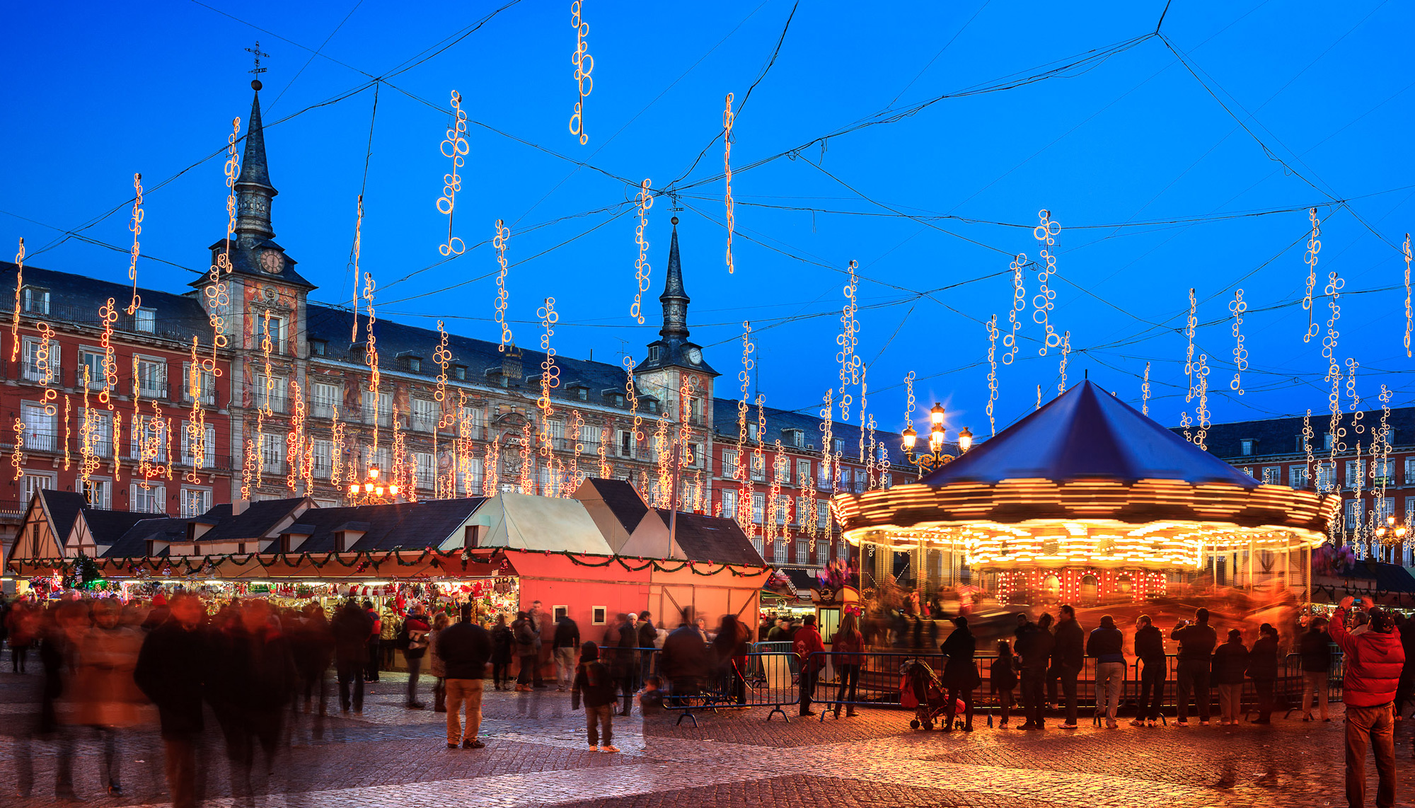 The best Christmas Markets in Madrid