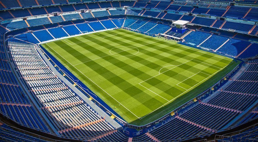 The most footballing Madrid