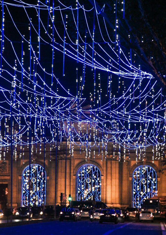 Los mejores mercados navideños de Madrid