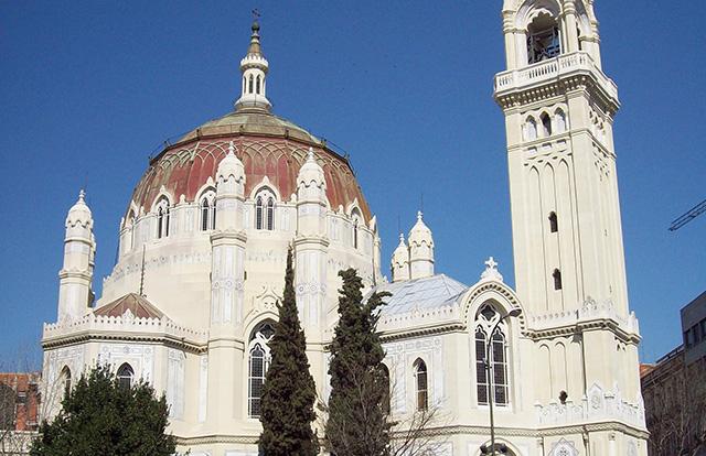 Parroquia San Manuel y San Benito