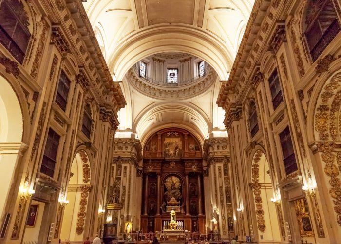オススメマドリード観光スポット⑨かつてはザビエルがまつられていた サン・イシドロ教会