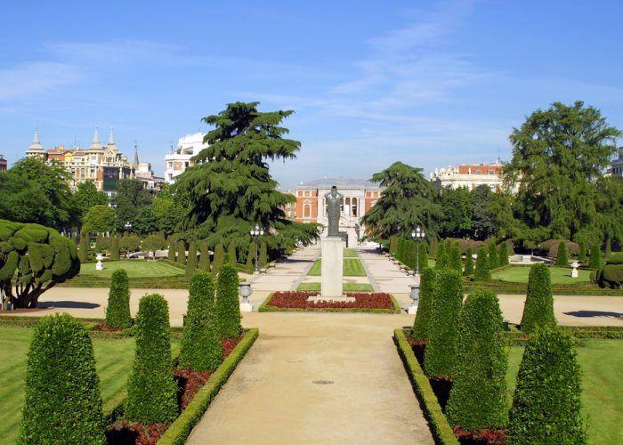 オススメマドリード観光スポット⑥マドリード市民の憩いの広場 レティーロ公園