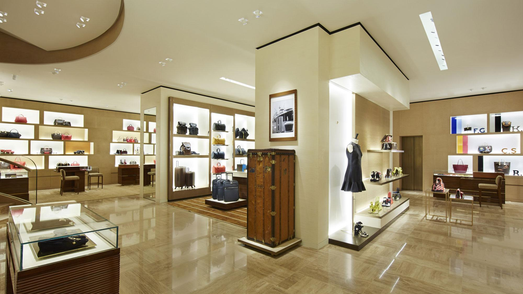 Las mejores tiendas de lujo de Madrid