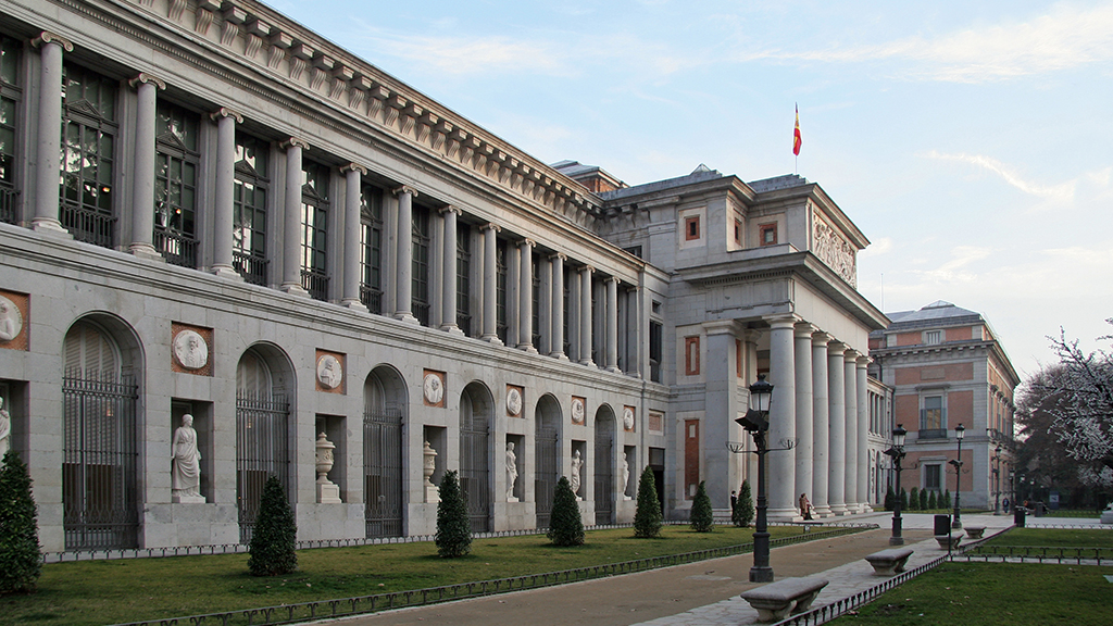 Top 5 free famous Museum in Madrid