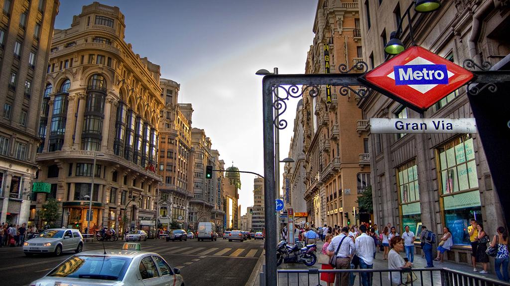 グランビア(Gran Via)