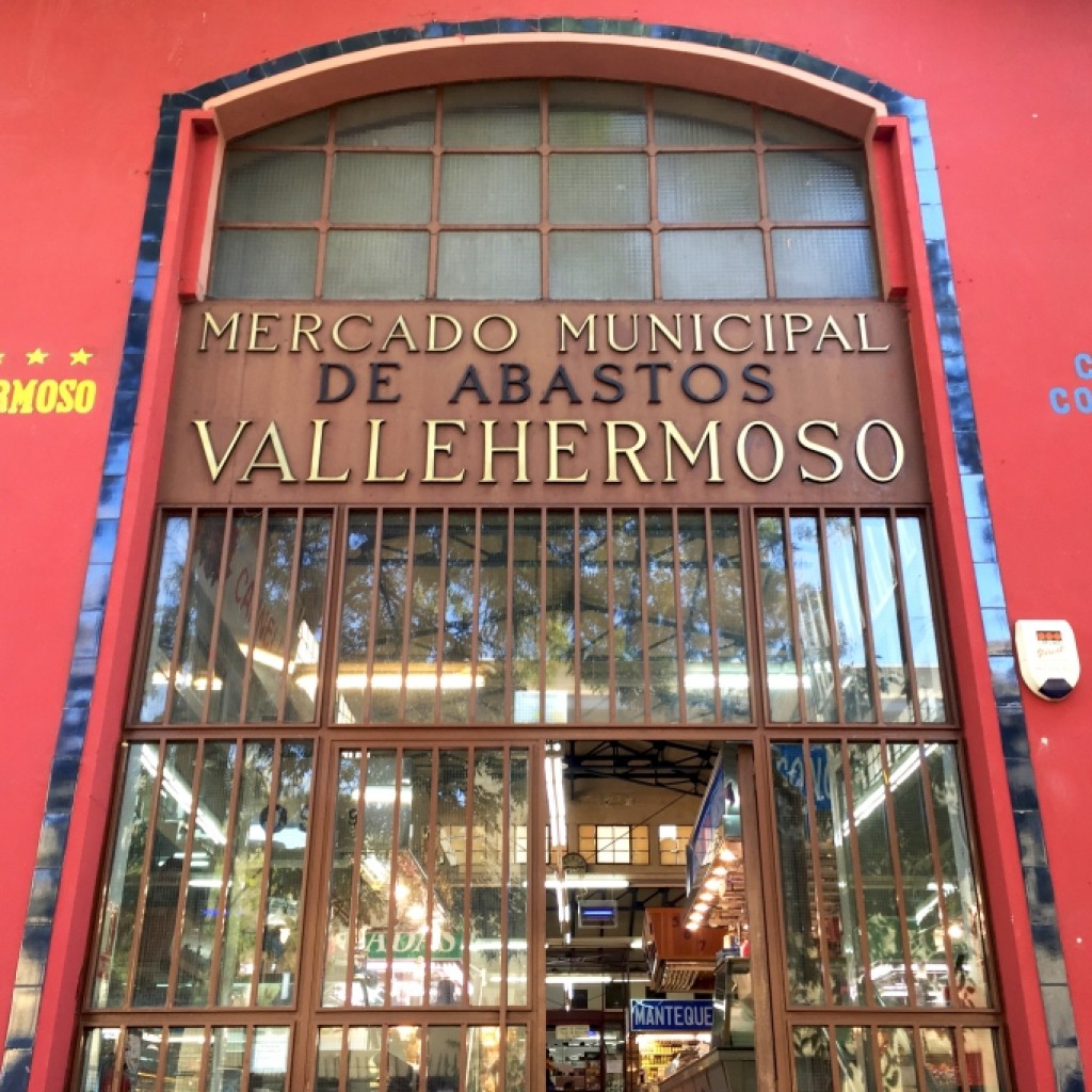 Mercado de Vallehermoso