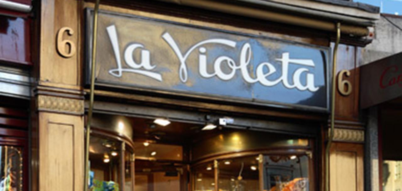 Pastelería La Violeta