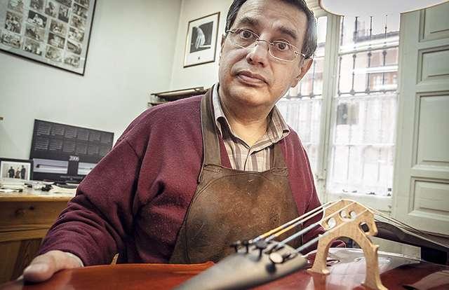 Francisco Gonzalez Luthier
