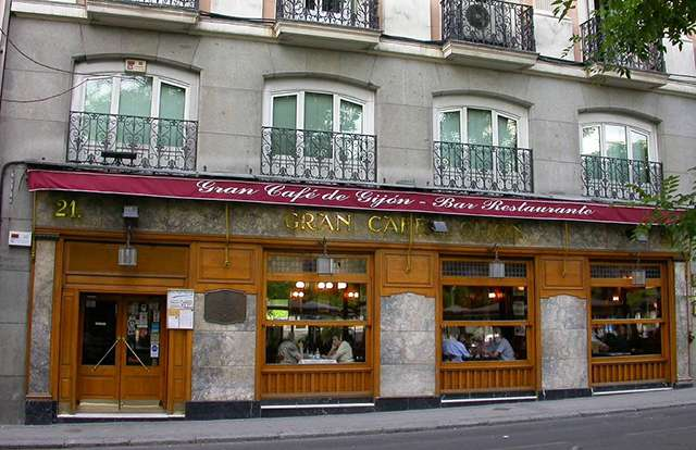 Café Gran Gijón