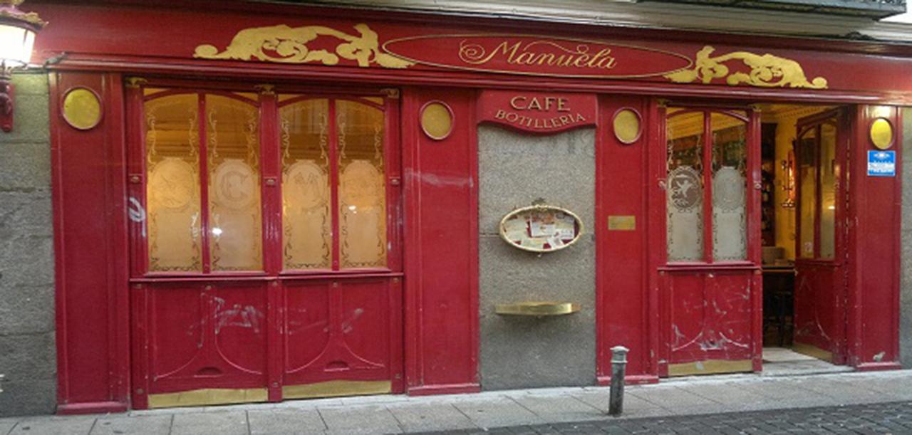 CafÉ Manuela