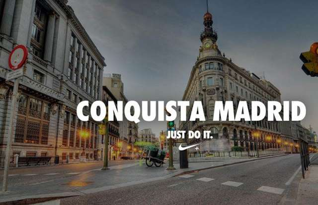 Nike Store Madrid